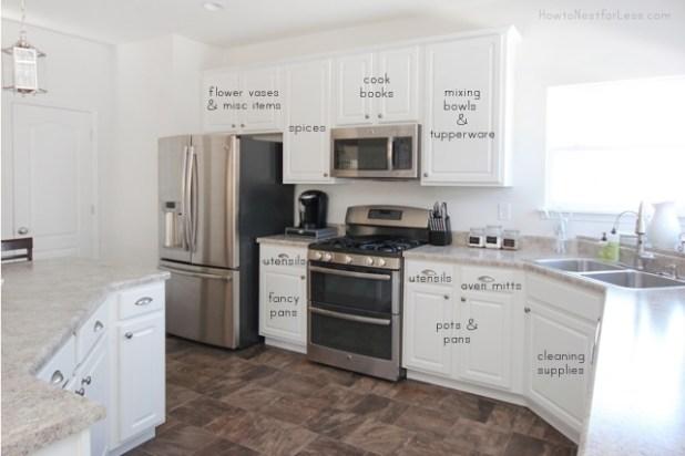 organize my kitchen] - 100 images - ideas organizing kitchen ...