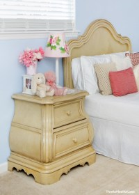 Daughter's Bedroom Reveal - How to Nest for Less