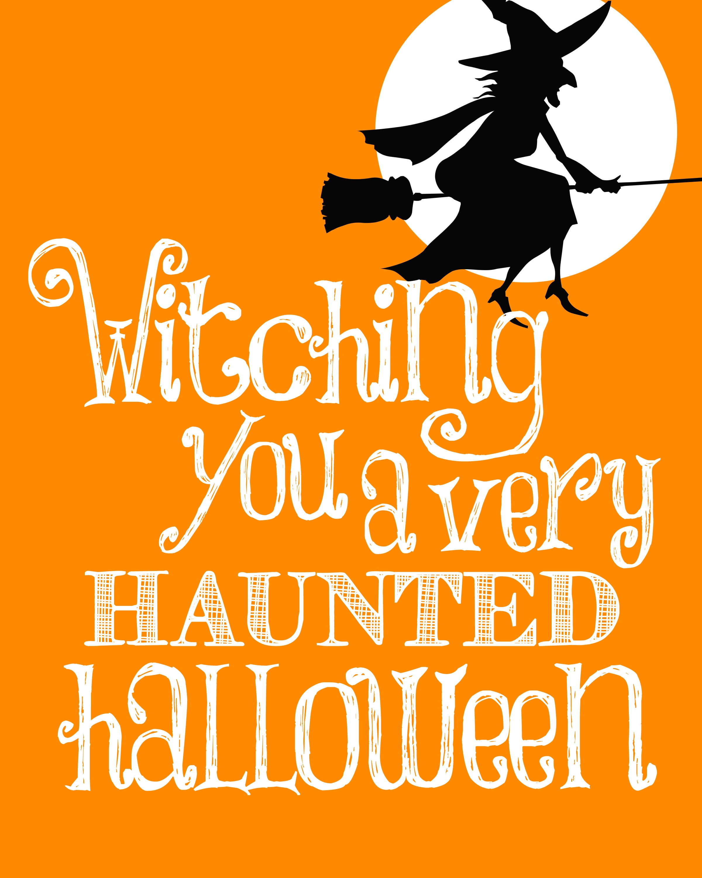 Halloween Free Printable