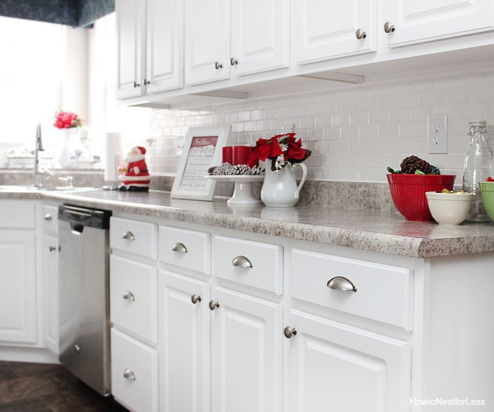 Christmas Kitchen Dcor  How to Nest for Less