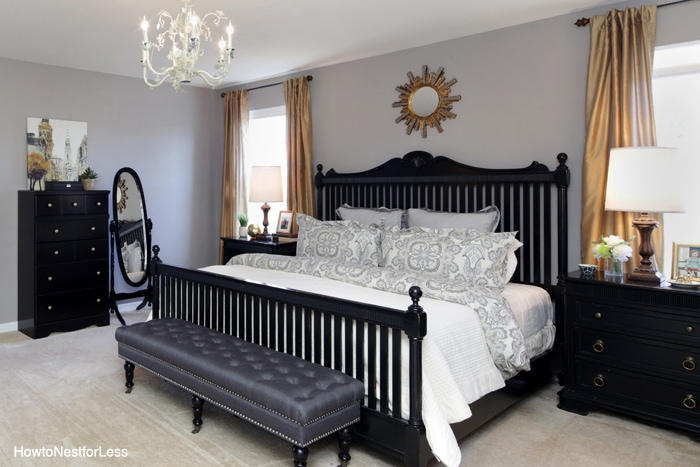 Master Bedroom Shopping List  How To Nest For Less™