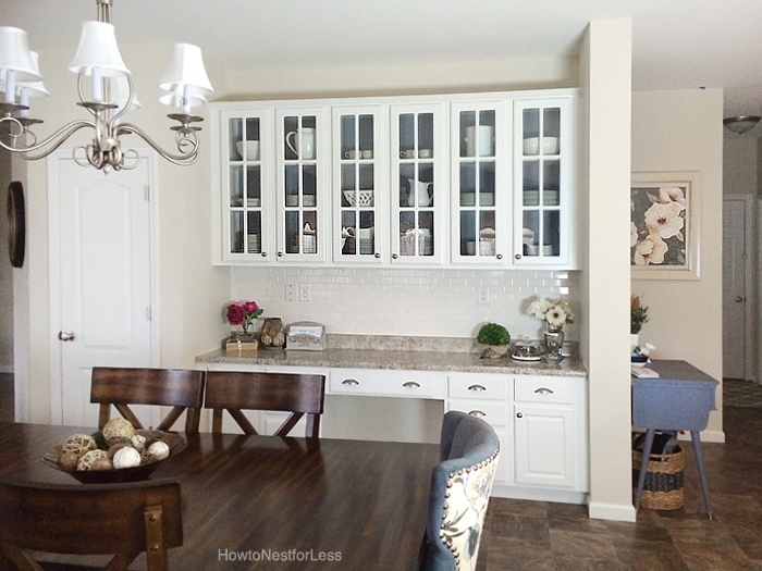 Butlers Pantry Makeover  How to Nest for Less