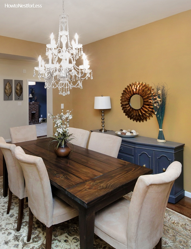 Dining Room Makeover  How to Nest for Less