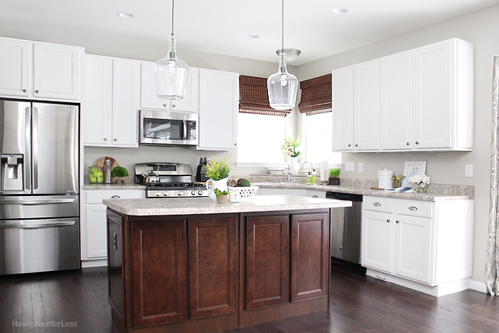 Kitchen Updates And Bar Stool Ideas How To Nest For Less™