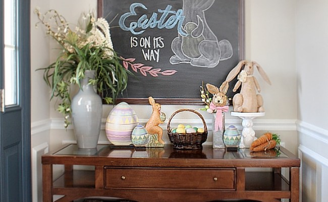 Easter Home Tour 2016 How To Nest For Less