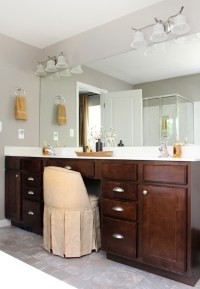 Master Bathroom Makeover - How to Nest for Less