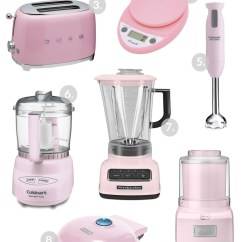 Dash Kitchen Appliances Apron Front Sinks Pink Gadgets And How To Nest For Less