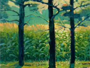 Painting a Simple Landscape