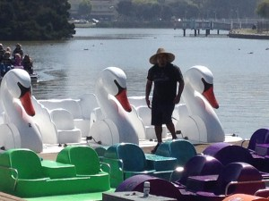 Photo of Juan and the White Swans