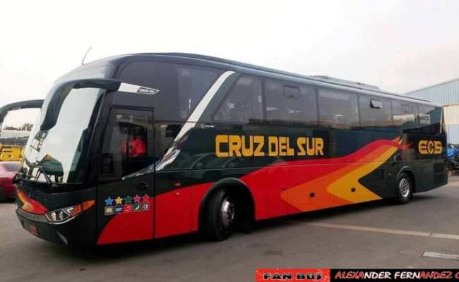 Best Bus Companies in Peru - Cruz del Sur Bus