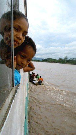 amazon river trip kids