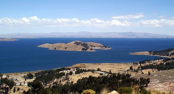 Pictures of lake titicaca