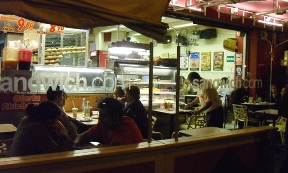 Sandwich.com, Miraflores