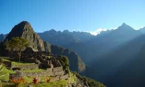 Good time to visit Machu Picchu