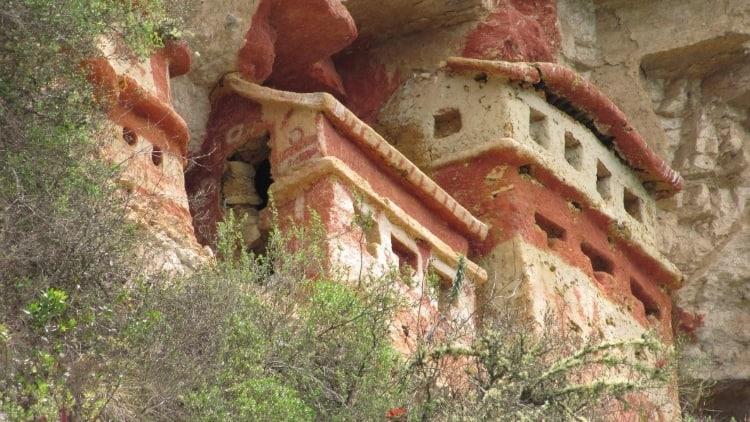 Mausoleum of Revash