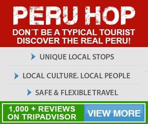 Peru Hop Ad