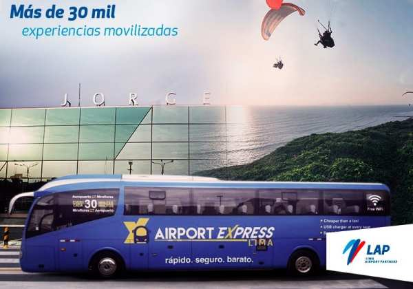 Airport Express Lima Bus