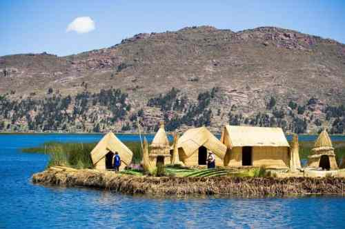 Floating Islands Puno - Itinerary Peru