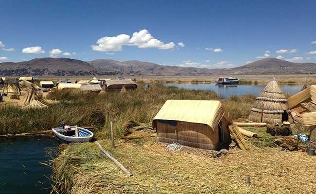 Lake Titicaca Experience - Uros Floating Islands