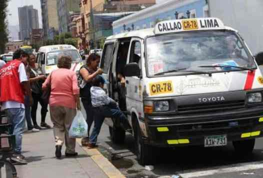 a peruvian combi