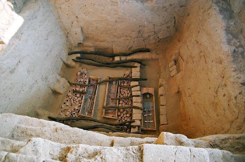 Alternatives to Machu Picchu - The Lord of Sipán Tomb Chiclayo