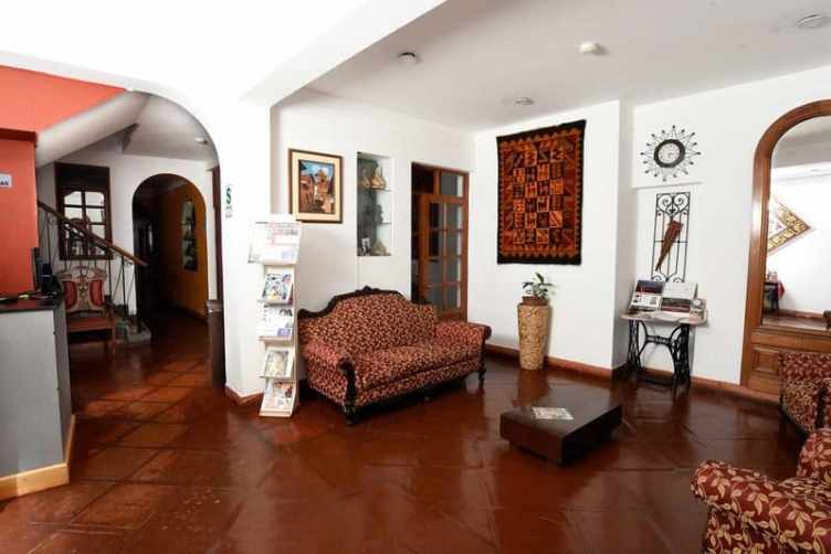 Best Places to Stay in Lima: Casa San Martin Boutique Hotel in Lima Peru