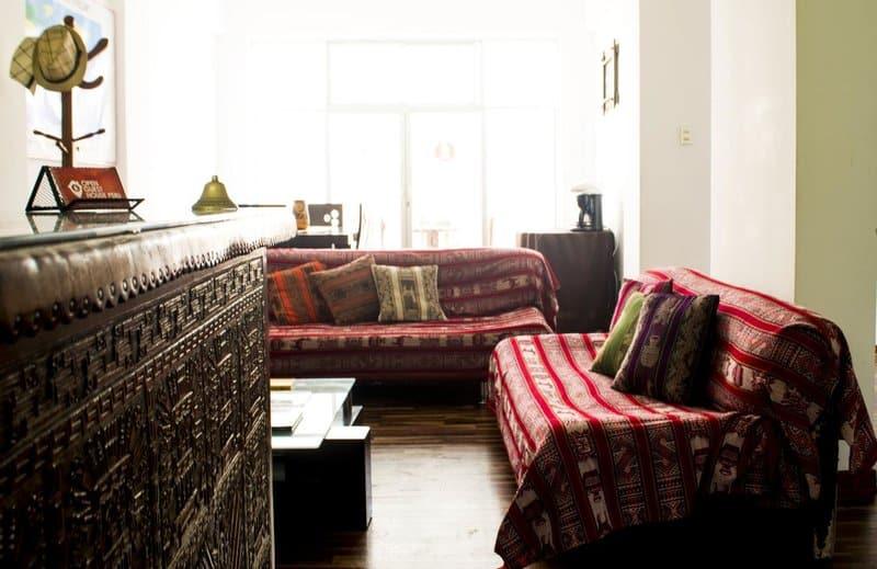 Open Guest House in Lima Peru