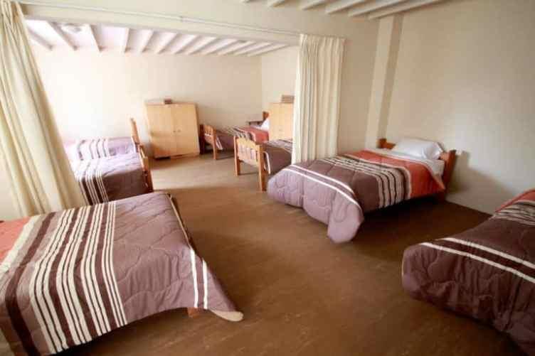 Eurobackpackers Hostel in Miraflores Lima Peru