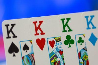 four colour deck tip