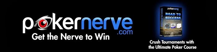 poker nerve tournament training