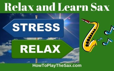 Relax and Learn Sax