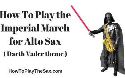 Imperial March Alto Sax