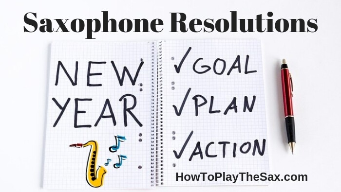 Saxophone Resolutions