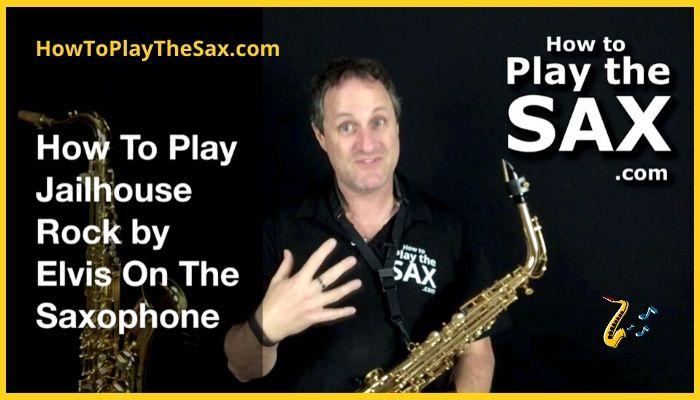 Jailhouse Rock Saxophone Lessons