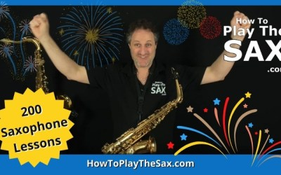 200 Saxophone Lessons