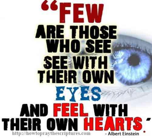 few are those
