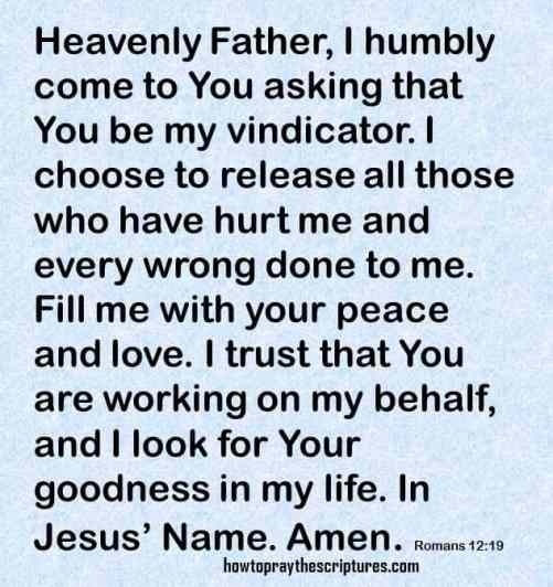 father I humbly come to you asking
