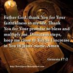 Prayer For God To Direct My Steps