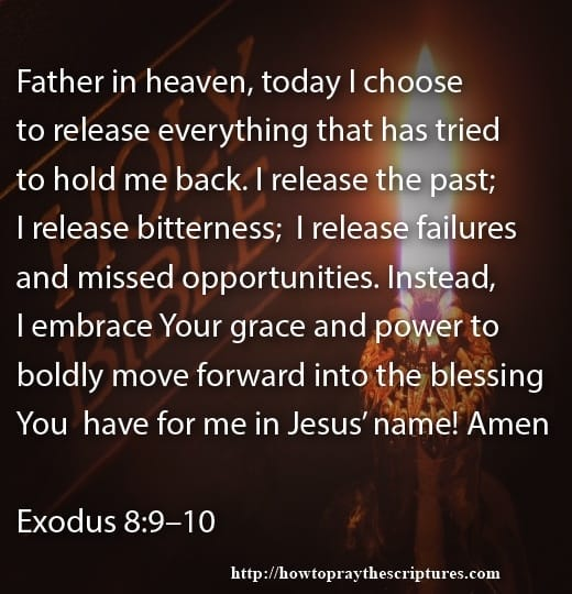 Prayer To Embrace Grace And Move On