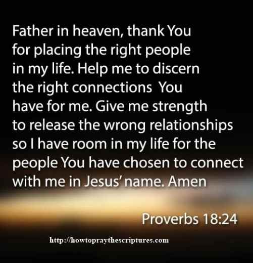 Pray For God To Help Me Discern Correctly