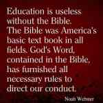 Noah Webster quotes