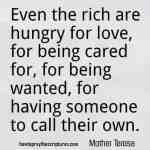 Mother teresa quotes for today