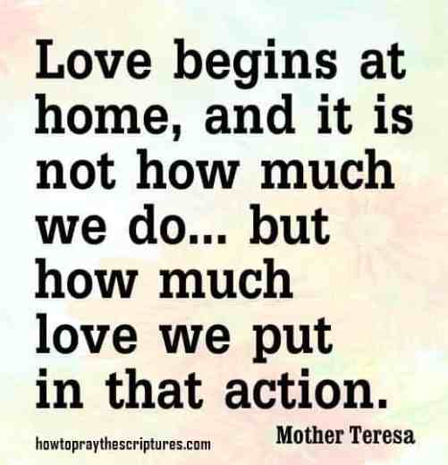 Mother Teresa Inspiring Quotes