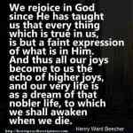 rejoice bible quotes
