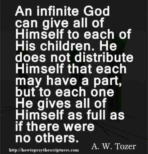 A. W. Tozer quotes