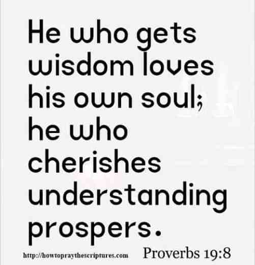 Proverbs for women