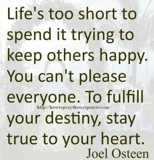 life is too short to spednd