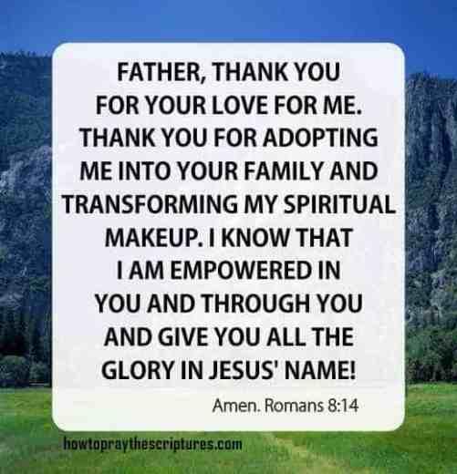 Prayers For Thanksgiving