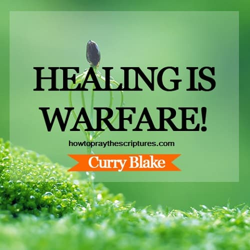 a scripture on healing