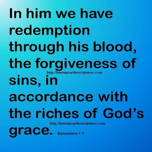 Bible Verses About Grace